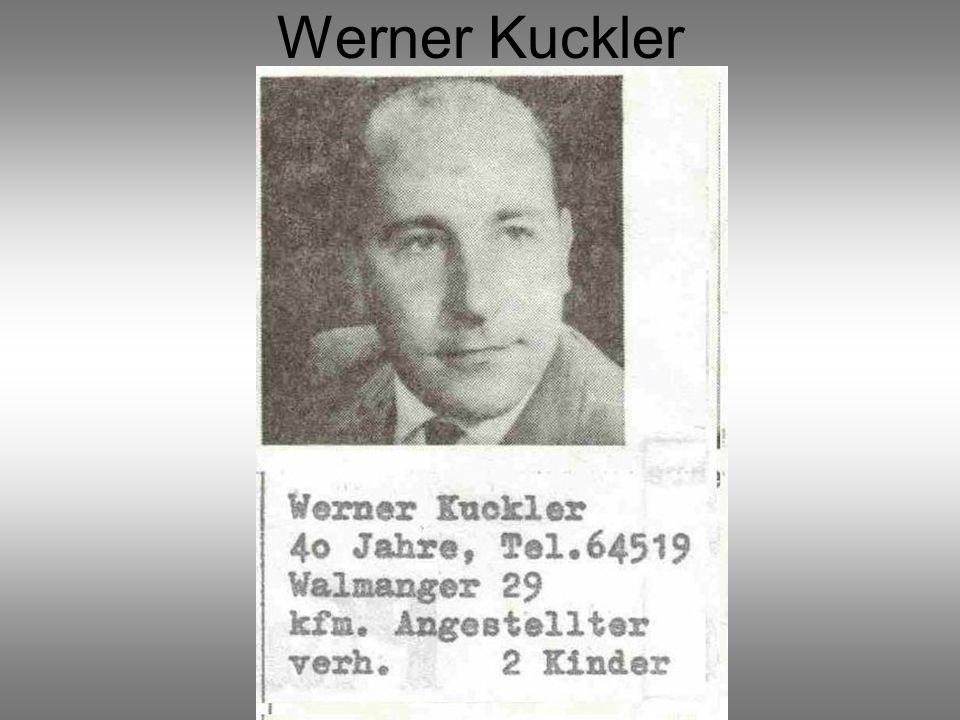 Werner Kuckler