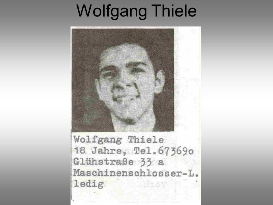 Wolfgang Thiele