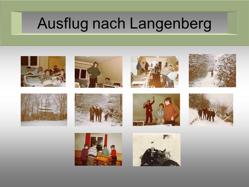 Ausflug nach Langenberg