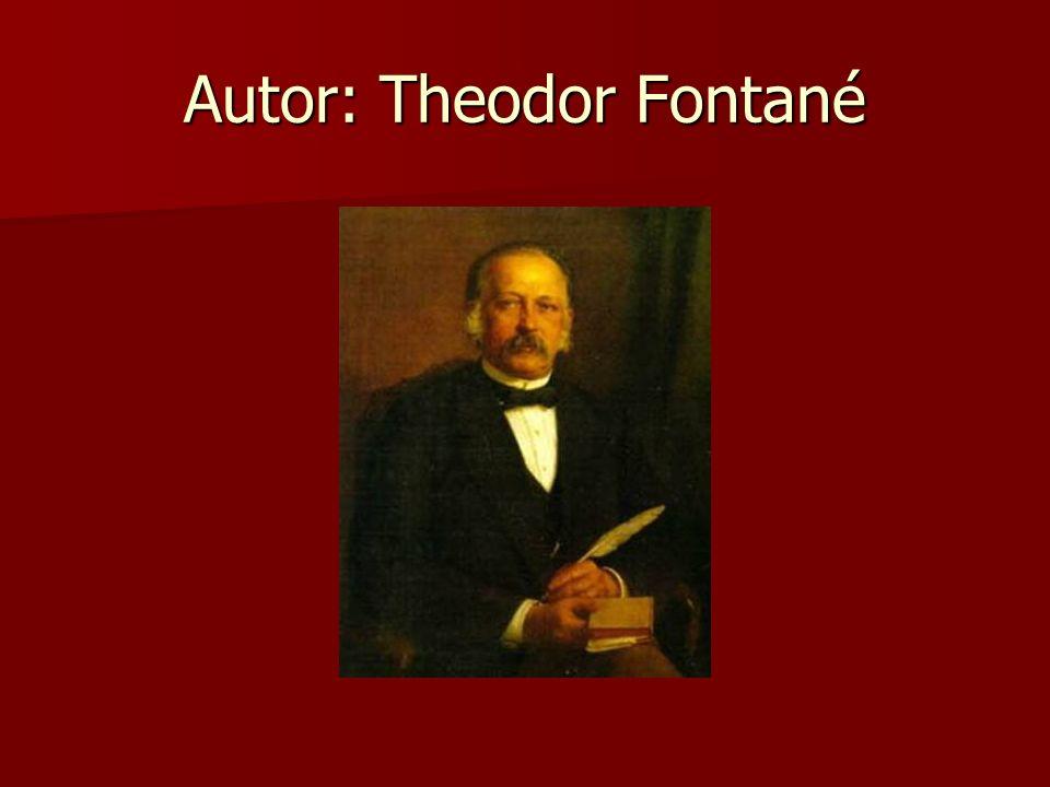 Autor: Theodor Fontané