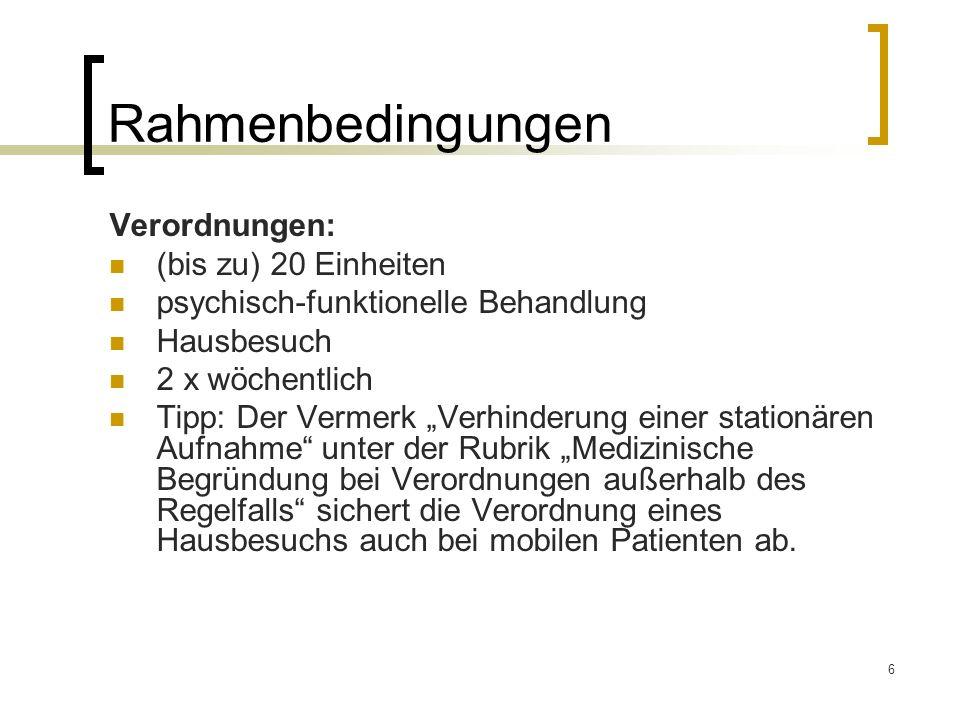 17 Quellen Graff, M.J.L.; Vernooij-Dassen, M.J.M.; Thijssen, M.
