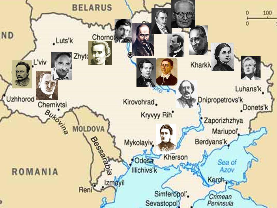Wann lebte er.Taras Hryhorowytsch Schewtschenko Wodurch wurde er bekannt.