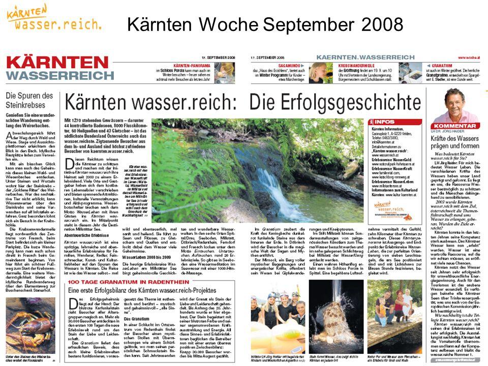 Folie9 Kärnten Woche September 2008