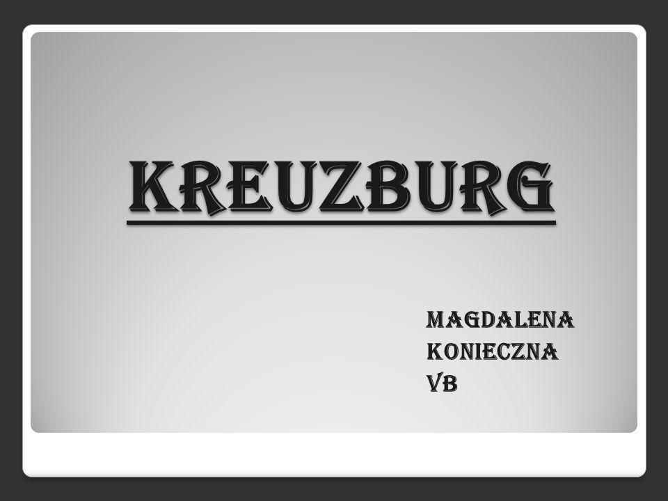 KReuzburg Magdalena Konieczna Vb