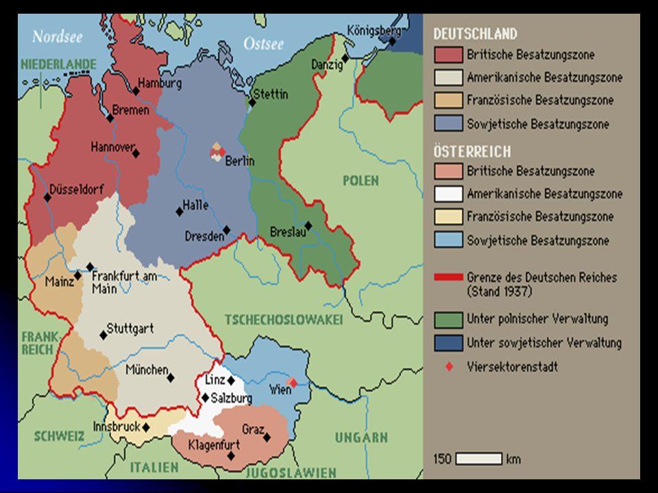 Im November 1945 fanden sich die ersten freien Wahlen statt.