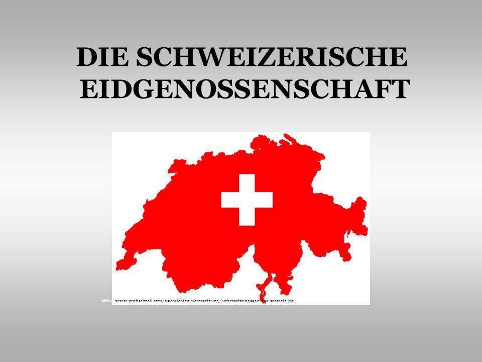 TYPISCH FÜR DIE SCHWEIZ die typischen Erzeugnisse sind die Schweizer Uhren, die Schweizer Messer, Schokoladen, Käse usw.