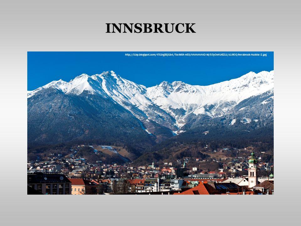 INNSBRUCK http://3.bp.blogspot.com/-tTl1hgBQGb4/TsoMUh-nEII/AAAAAAAAD-M/S5yOeKz6ZLU/s1600/Innsbruck-Austria-2.jpg