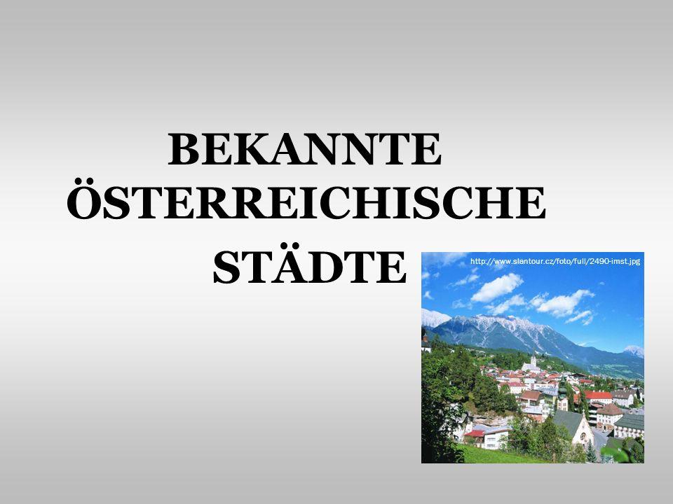 BEKANNTE ÖSTERREICHISCHE STÄDTE http://www.slantour.cz/foto/full/2490-imst.jpg