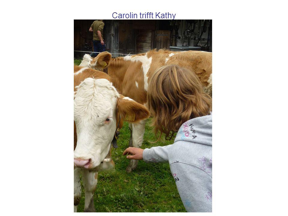 Carolin trifft Kathy
