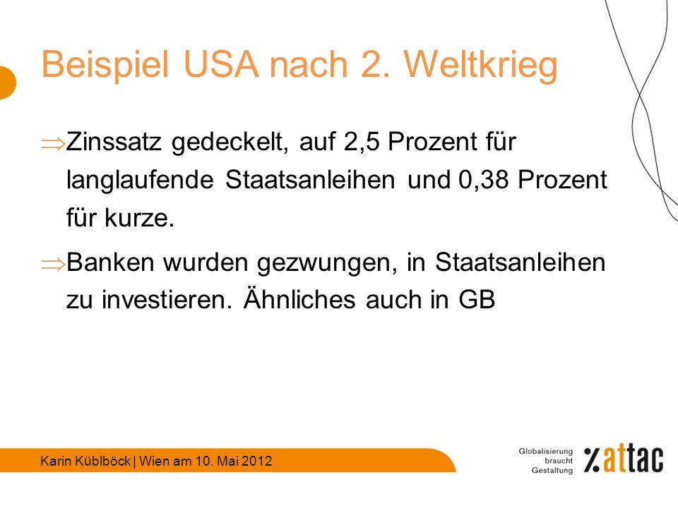 Karin Küblböck | Wien am 10. Mai 2012 Beispiel USA nach 2.