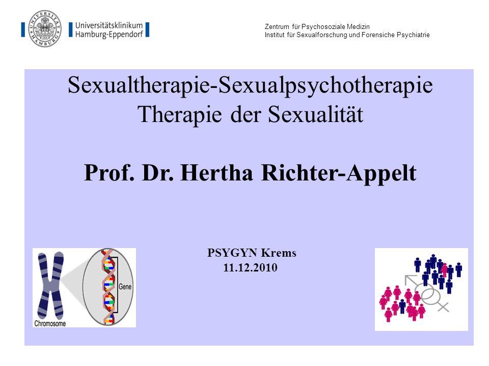 Voraussetzung für Sexualtherapie Psychotherapeutische Ausbildung.