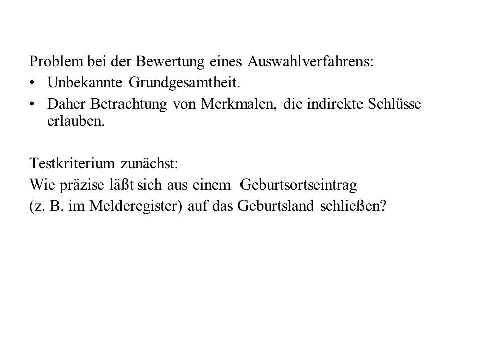 Danke für Ihre Aufmerksamkeit.Kontakt: kurt.salentin@uni-bielefeld.de Details nachzulesen in K.