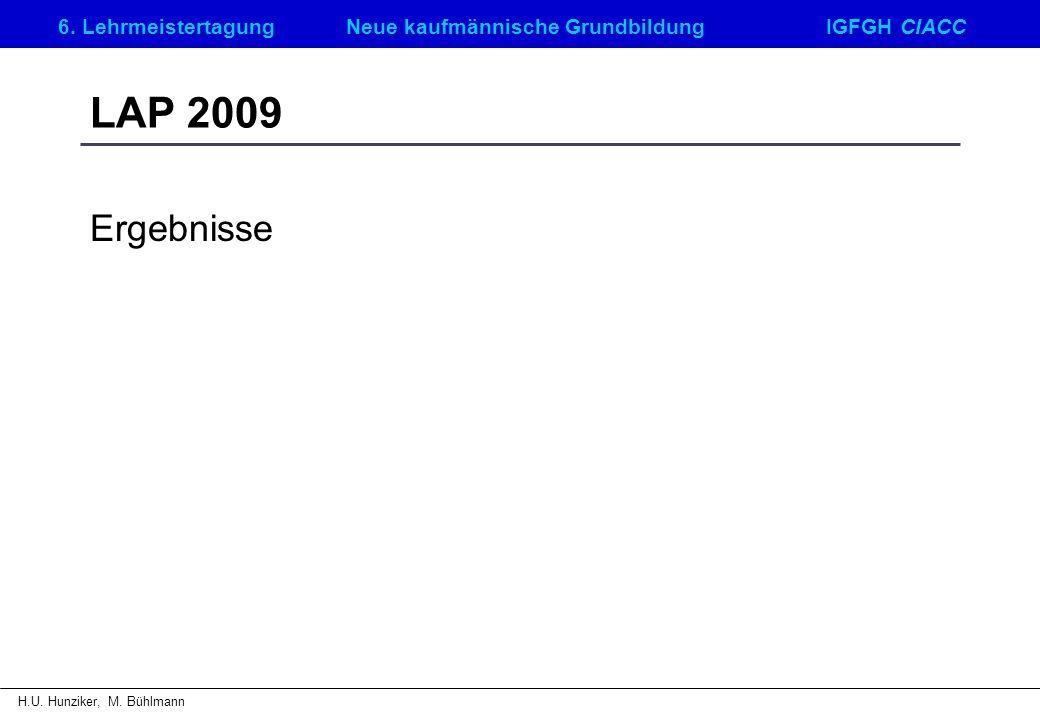 6.LehrmeistertagungNeue kaufmännische GrundbildungIGFGH CIACC H.U.