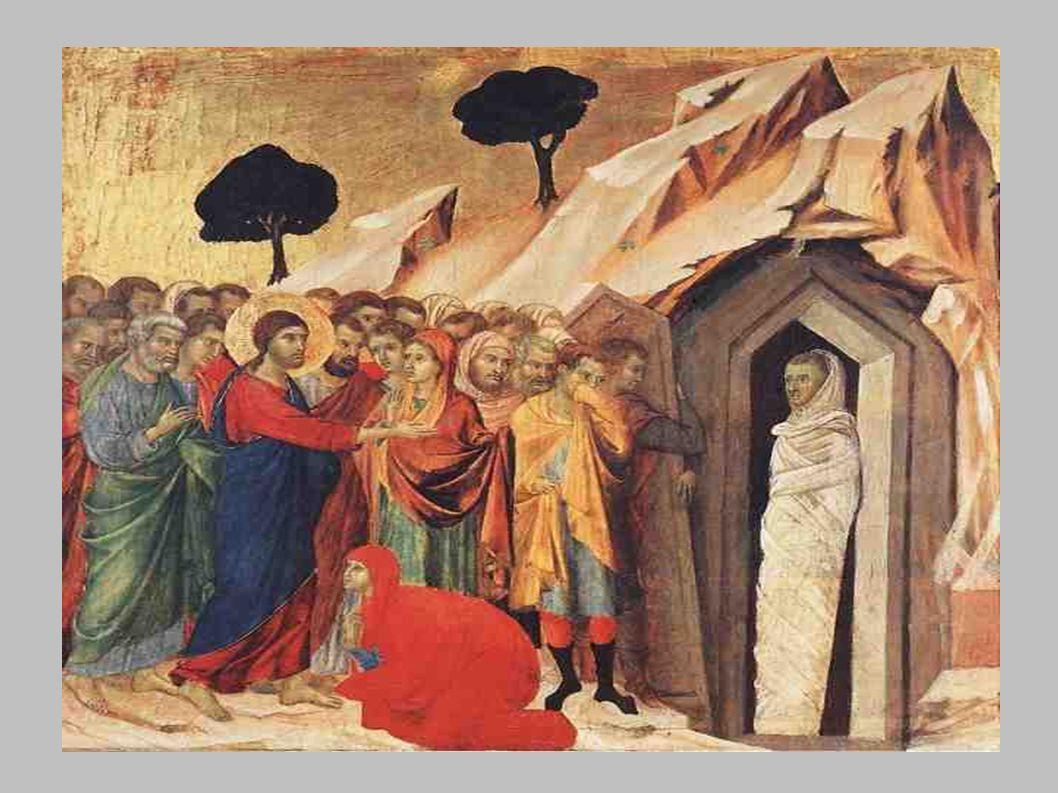 Lazarus, komm heraus! aus Joh 11 1. Was ist, wenn Jesus nicht zur Stelle ist?