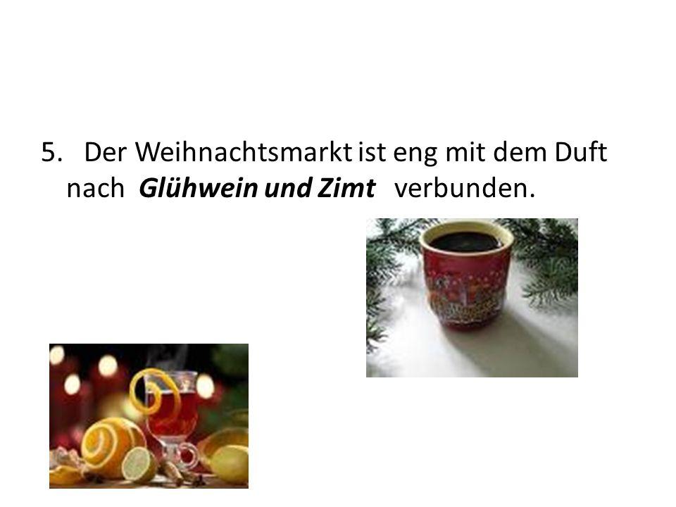 7. Nussknacker gehört zu den Weihnachtssymbolen.