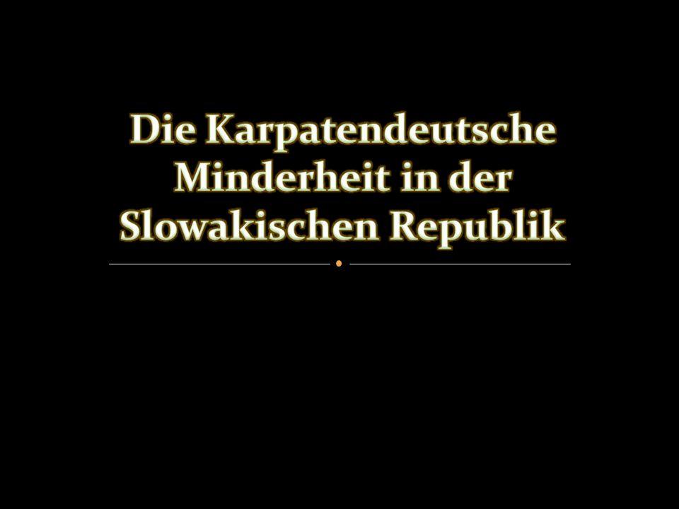 Pressburger SprachgebietHauerlandOberzipsUnterzips