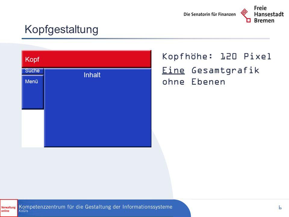 7 Sucheingabefeld Feste Platzierung des Sucheingabefeldes Farbliche Anpassung möglich