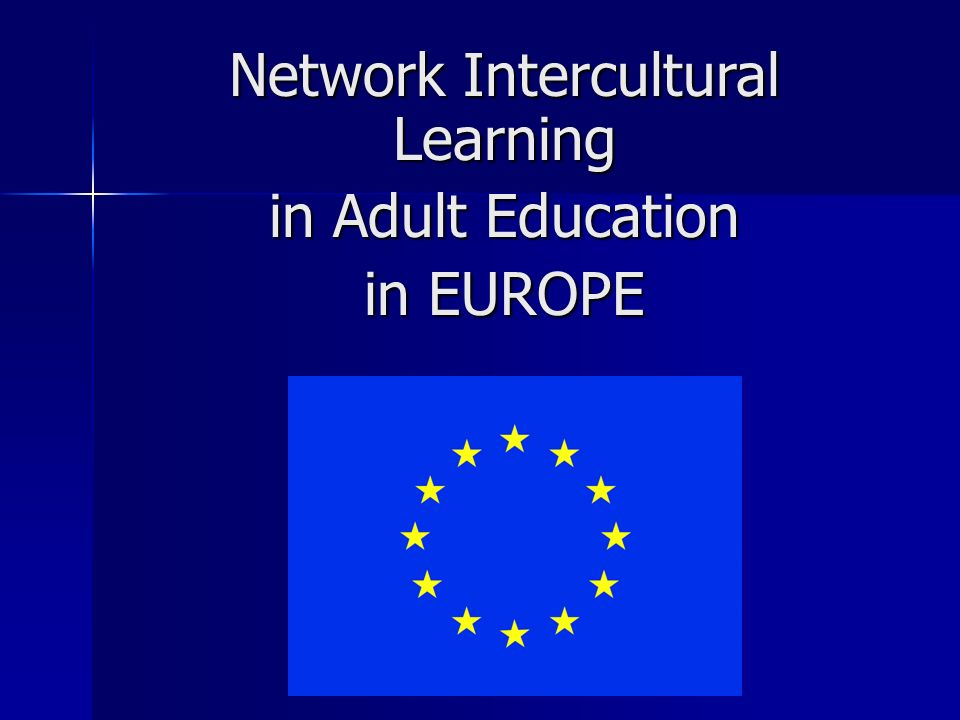 Ost-West Unterschiede On the background of different histories shaped by political determinations, there are different needs and priorities in western and eastern European countries in the field of intercultural learning.