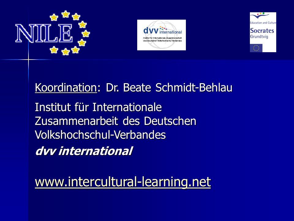 interkulturelles Lernen Etwas zu lernen über Kultur im allgemeinen und ihre Wirkung auf den Einzelnen und auf Gruppen, im Hinblick auf die eigenen und die anderen kulturellen Verhaltensweisen.