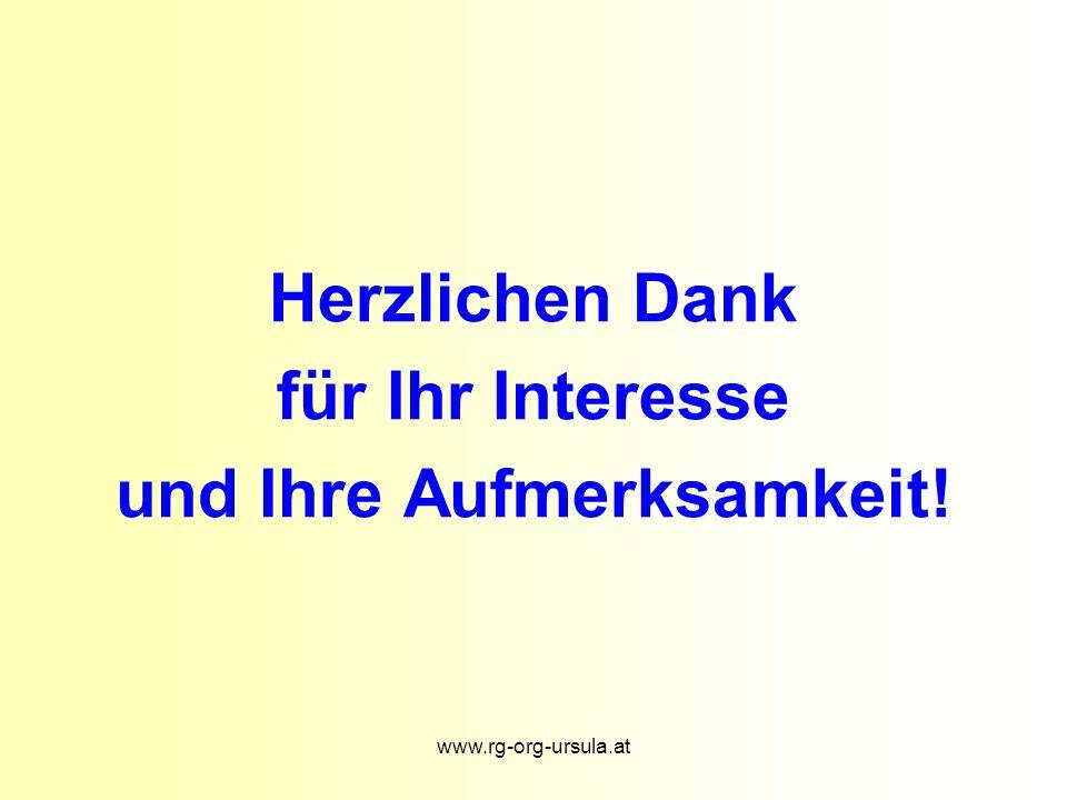 www.rg-org-ursula.at Information und Beratung: Dir.