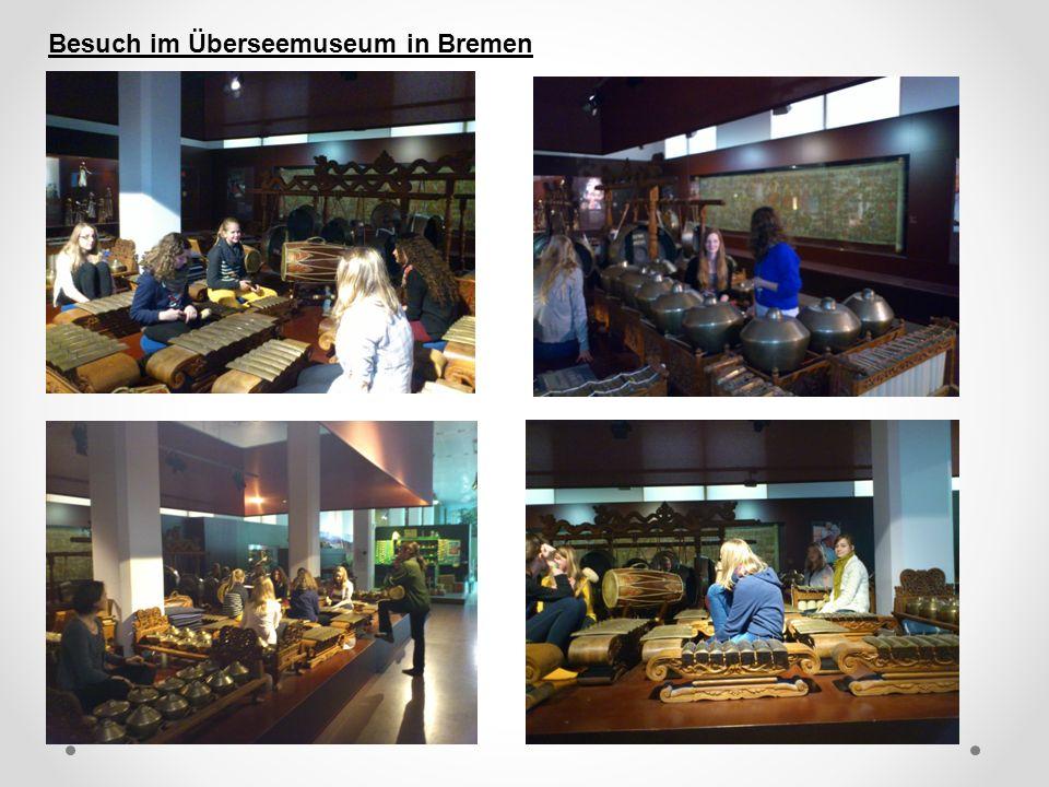 Besuch im Überseemuseum in Bremen
