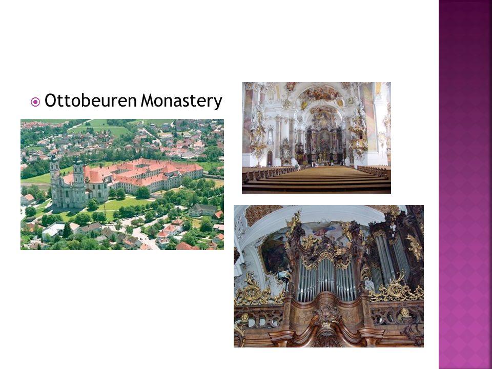 Ottobeuren Monastery