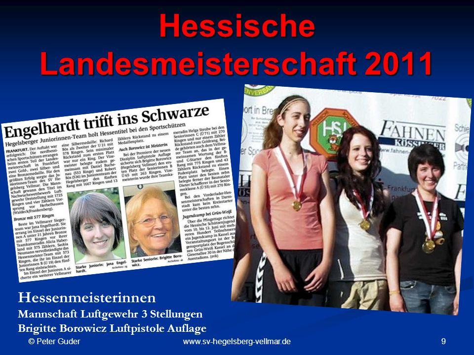 © Peter Guder 20www.sv-hegelsberg-vellmar.de Veranstaltungen: Vereins-Busfahrt in den Thüringer Wald