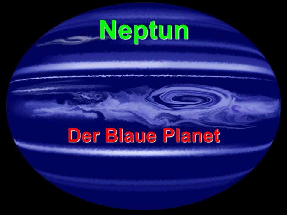 Neptun Der Blaue Planet