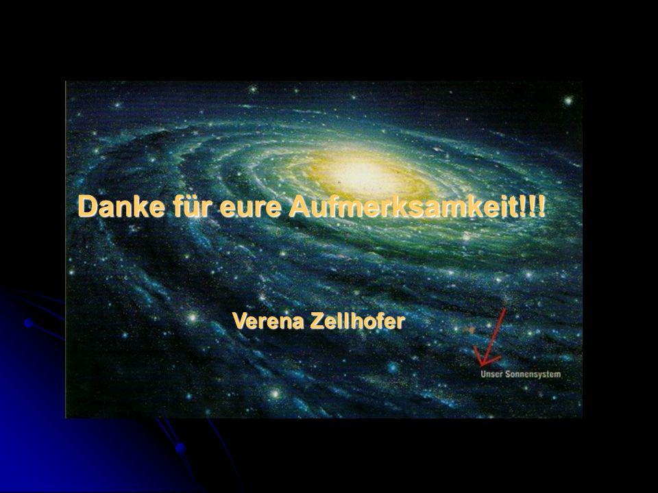 Danke für eure Aufmerksamkeit!!! Verena Zellhofer