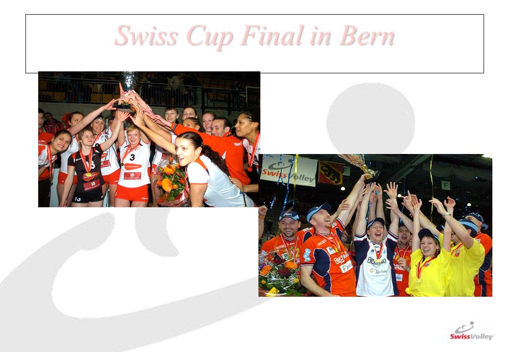 Swiss Cup Final in Bern