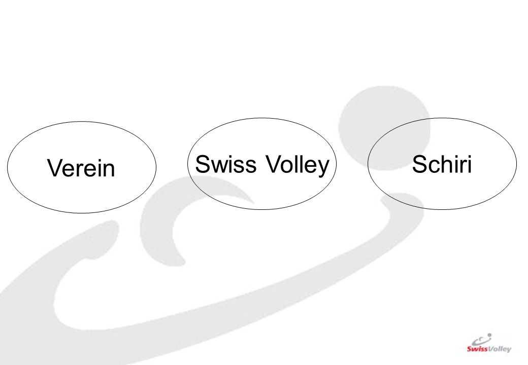 Verein Swiss VolleySchiri