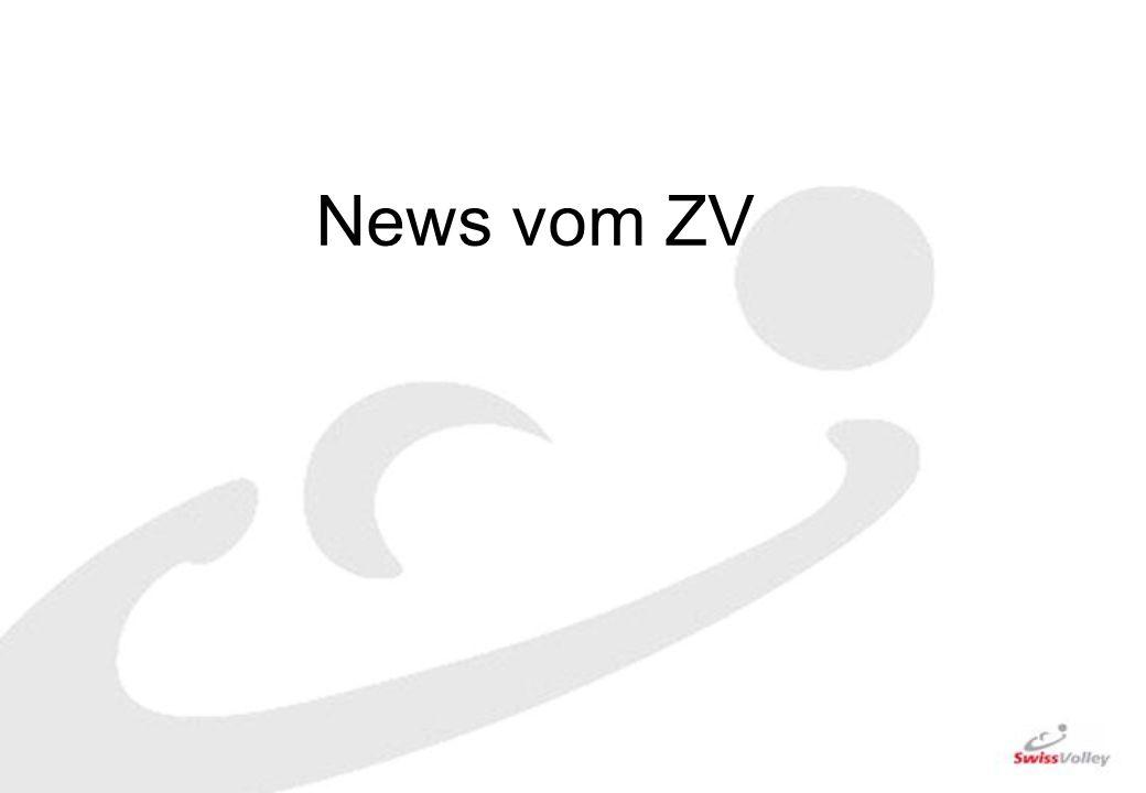News vom ZV