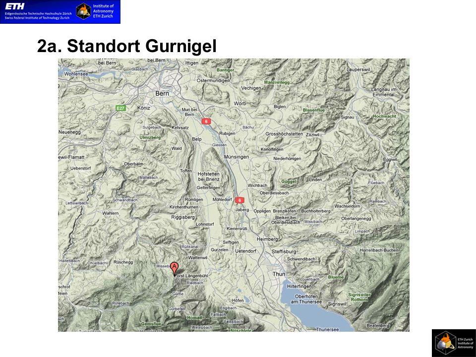 2b.Standort Gurnigel Höhenkrankheit möglich (Kopfschmerzen, Kreislauf,...