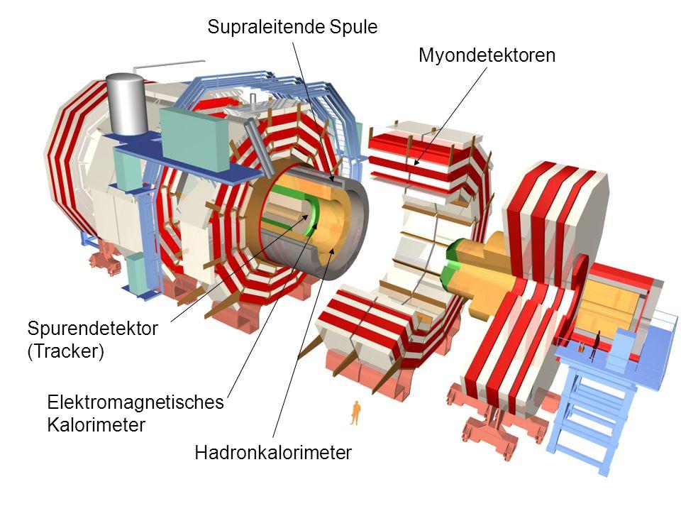 Geiger-Müller-Zählrohr U0U0 Signal ionisierendes Teilchen Füllgas Außenelektrode Innenelektrode