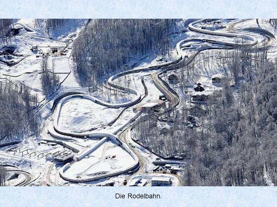 Skigebiet für borderiste mit Namen
