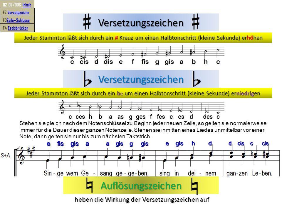 II. WIE DIE NOTEN HEISSEN Alle Musik, das kleinste Kinderlied wie die größte Symphonie, besteht aus zwölf verschiedenen Tönen. Sie lassen sich am best