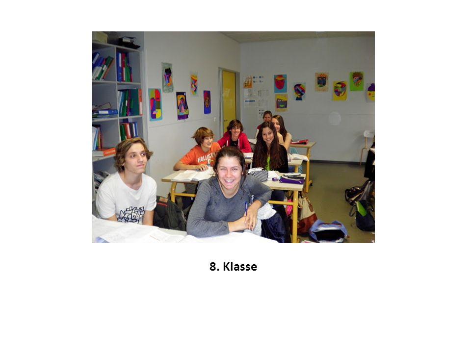 8. Klasse