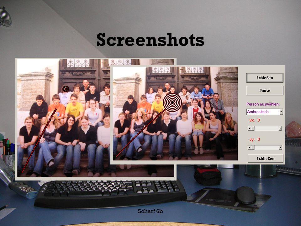 Scharf 6b Screenshots