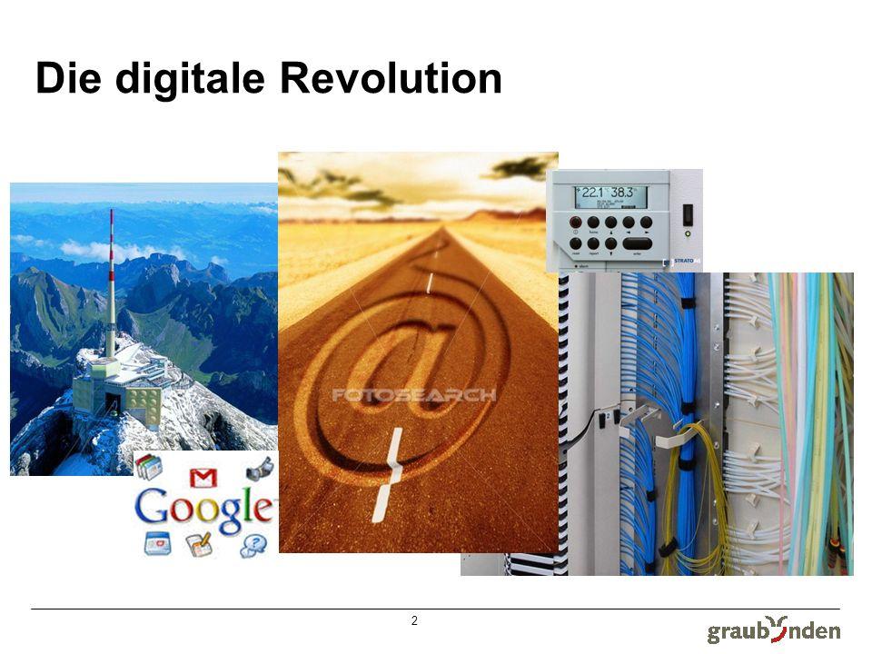 2 Die digitale Revolution