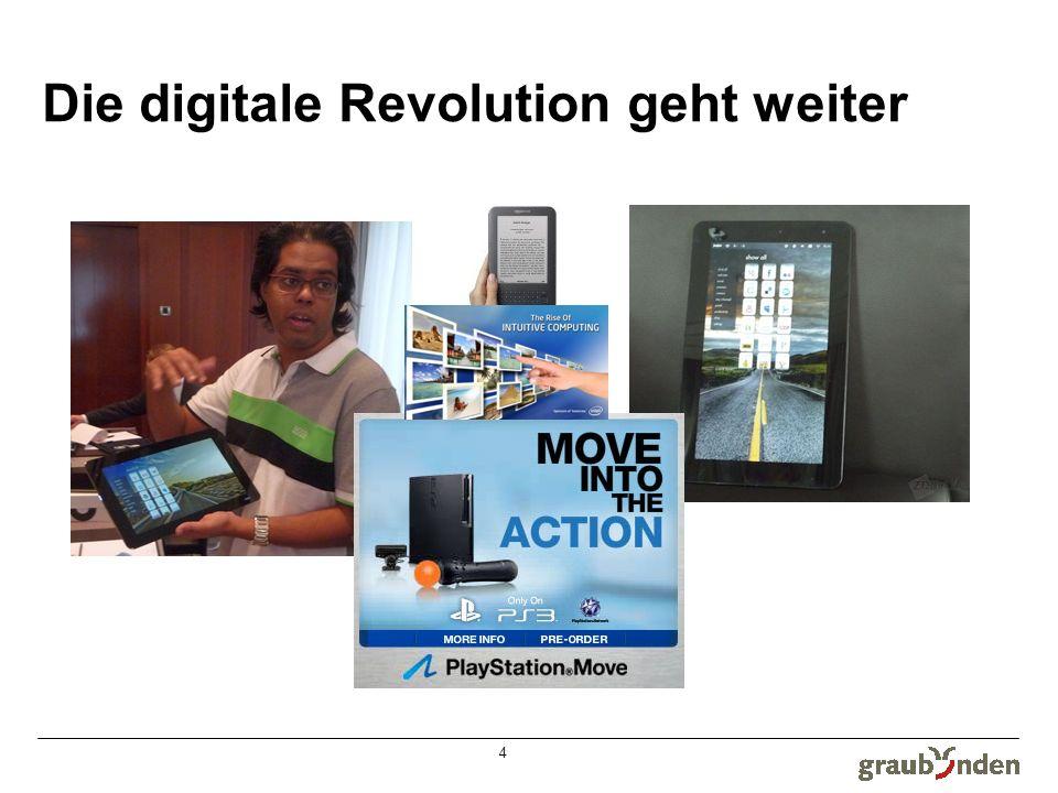 4 Die digitale Revolution geht weiter