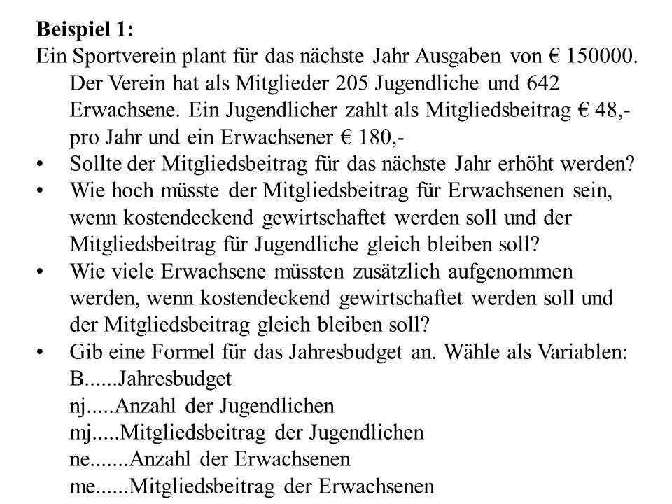 DeutschMathematik so erhält man das Dreifache von p% von vermehre um p% = 3 p/100 (1+p/100) Übersetzen Wortformel => mathematische Formel