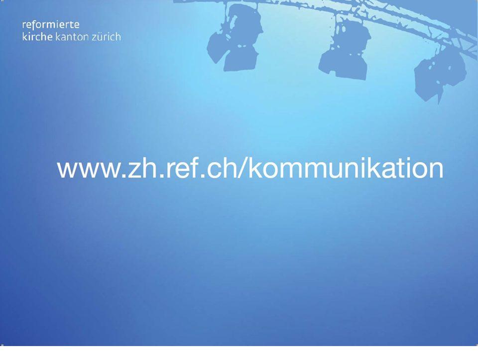 Evangelisch-reformierte Landeskirche des Kantons Zürich 24. Januar 2012Seite 3