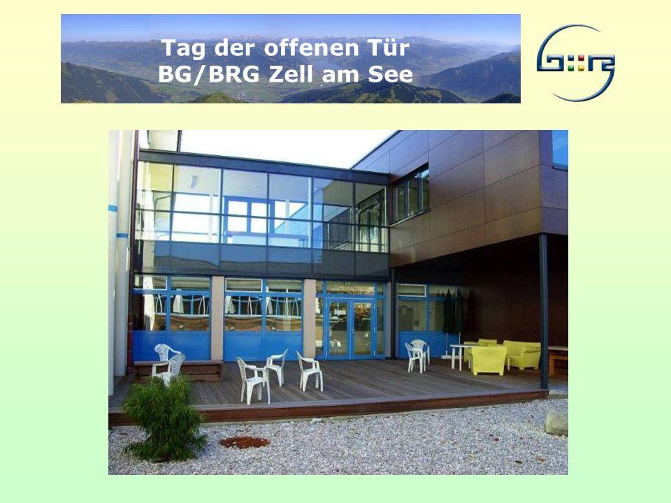 Kontakt – persönliche Beratung Schulleitung, Administration & Sekretariat Tel: 06542/57119; e-Mail: office@gymzell.at Bildungsberater OStR.
