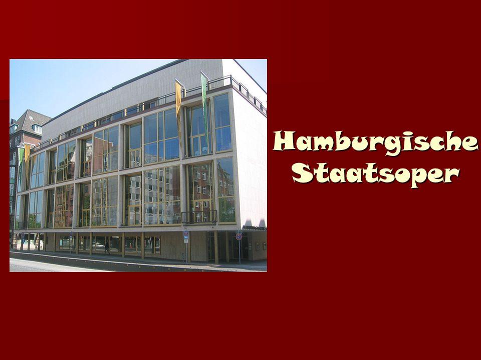 Hamburgische Staatsoper