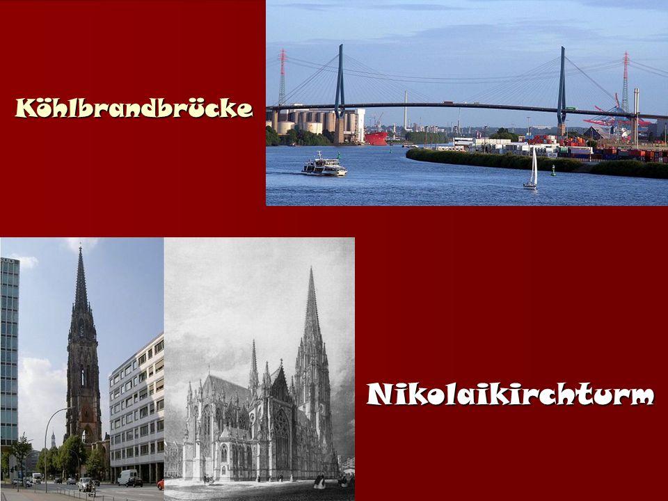 KöhlbrandbrückeNikolaikirchturm