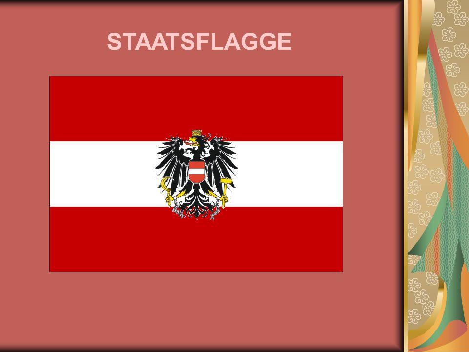 Österreichische Bundeshymne Land der Berge, Land am Strome, Land der Äcker, Land der Dome, Land der Hämmer, zukunftsreich.
