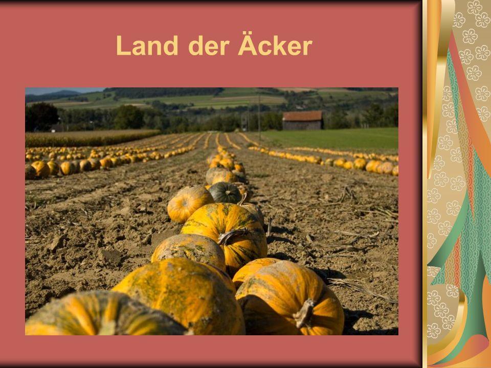 Land der Äcker