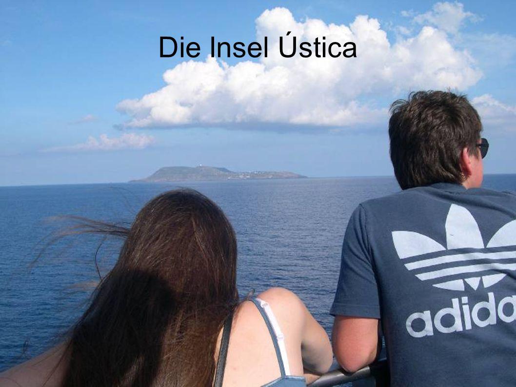 Die Insel Ústica