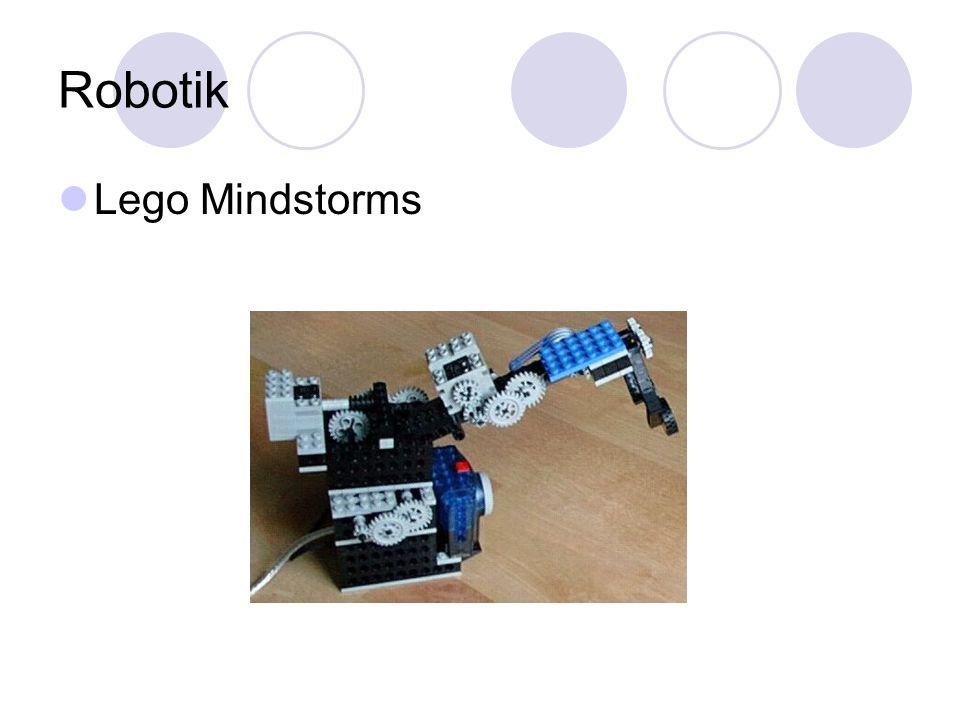 Robotik Lego Mindstorms