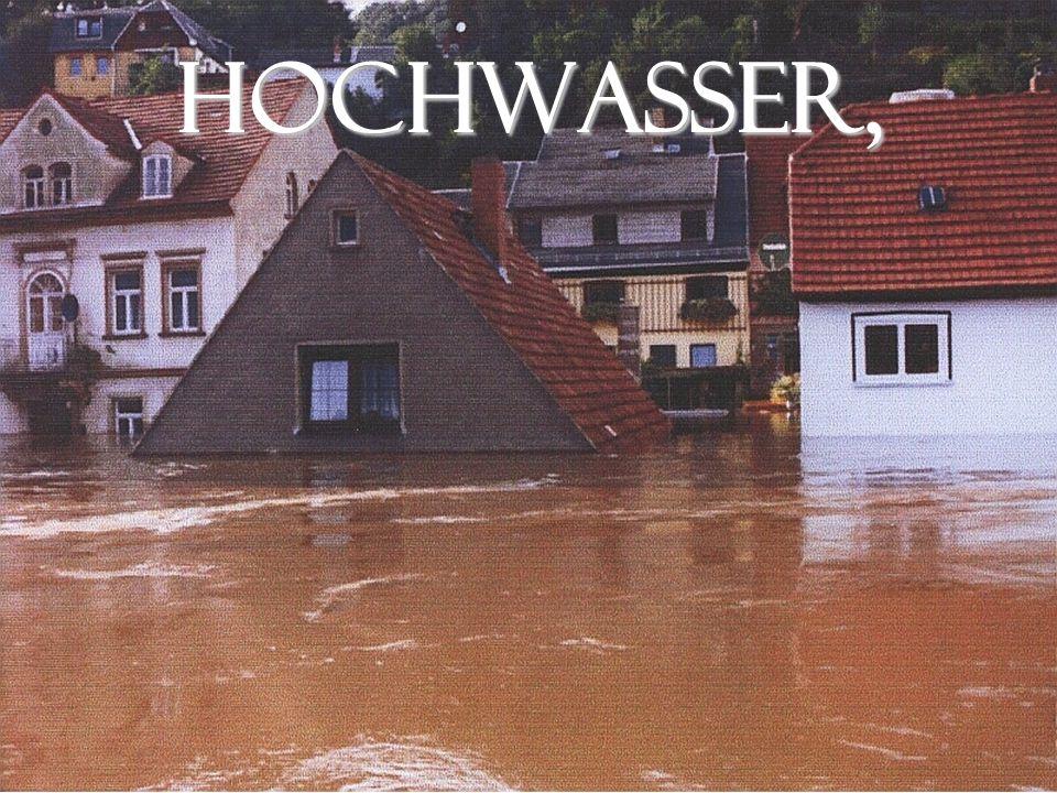 Hochwasser,